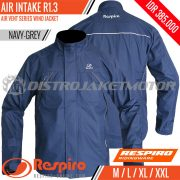 Jaket-Respiro-AIR-INTAKE-Navy-Grey