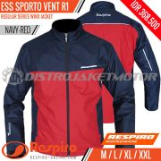 Jaket-Respiro-ESSENZO-SPORTO-VENT-Navy-Red