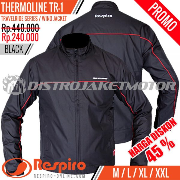 Jaket-Respiro-THERMOLINE-Black